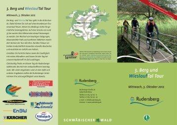3. Berg und WieslaufTal Tour