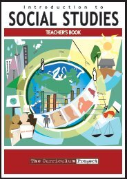 Teacher's Guide (English version) – Third Edition - The Curriculum ...