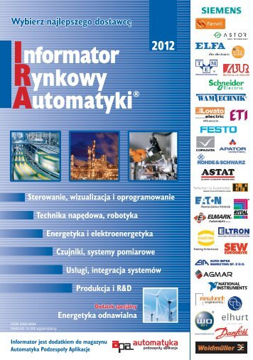 Informator Rynkowy Automatyki® - Elektronik