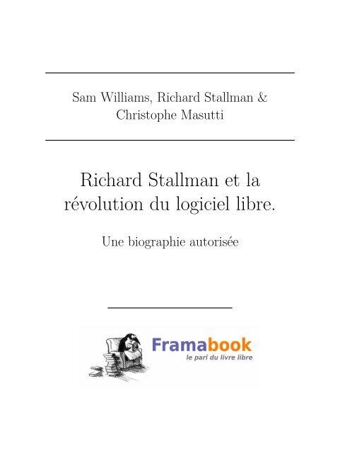 R.Stallman - Zine Library