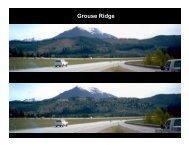 Grouse Ridge - Jones & Jones