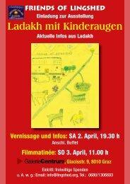 Ladakh mit Kinderaugen - Europa Steiermark