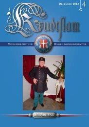 Krudtslam Nr.4-2012 - Forbundet Af Danske Sortkrudtskytteforeninger