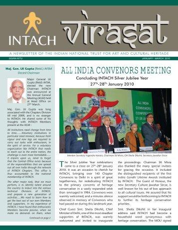 Virasat Jan-March010.indd - intach