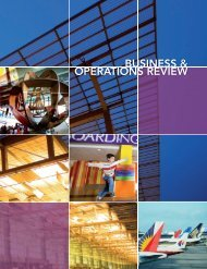 Business & Operations Review (Part 2) - Changi Airport Group