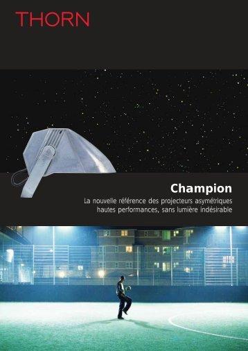 Champion - THORN Lighting