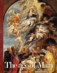 The Assumption of Mary, Peter Paul Rubens, 1622 - Diocese of Tulsa