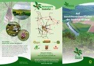 Auf aussichtsreichen Pfaden der Sauertal-Riviera - Naturpark Südeifel