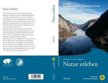Natur erleben - Naturpark Spessart