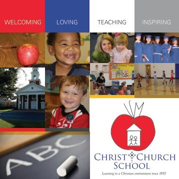 welcoming loving teaching inspiring - Christ Church United Methodist