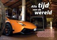 De Lamborghini Gallardo Superleggera LP 570-4 en ... - Corsa Media