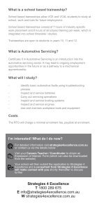 Automotive Servicing - G-Force Recruitment - Page 2