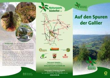 Auf den Spuren der Gallier - Naturpark Südeifel