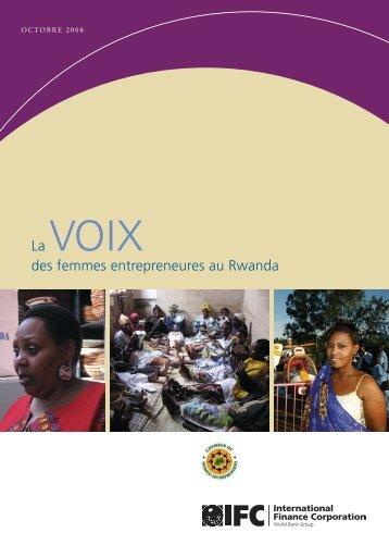 La VOIX - IFC