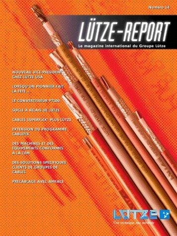 télécharger - Lutze, Inc.