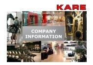 KARE- The Company