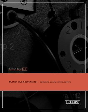 PRODUCT CATALOG - Grupo BioMaster
