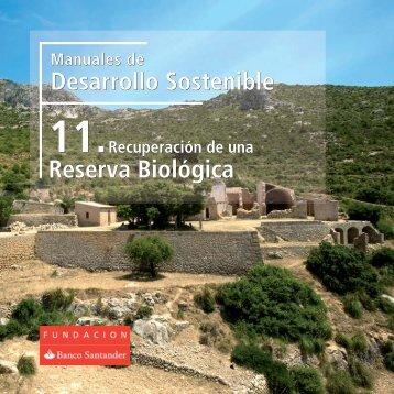 Recuperación de una Reserva Biológica - Fundación Banco ...