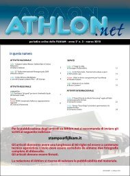 Athlon Net marzo 2010 - Fijlkam