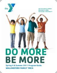 Wallingford YMCA Spring 2 and Summer 2011 Program Guide.pdf