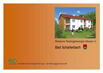 Bad Schallerbach RH 3.pub - Gemeinde Bad Schallerbach