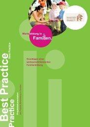 Brandenburgisches - Wertebildung in Familien