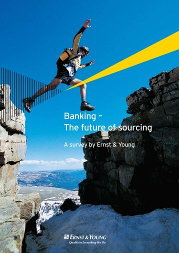 Banking – The future of sourcing