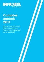 Rapport financier 2011 FR 01.indd - Infrabel
