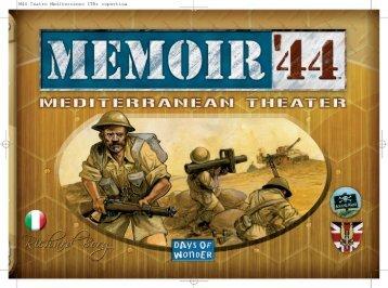 M44 Teatro Mediterraneo Traduzione in Italiano - Days of Wonder