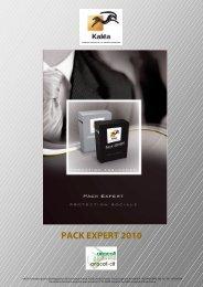 PACK EXPERT 2010 - Anacofi
