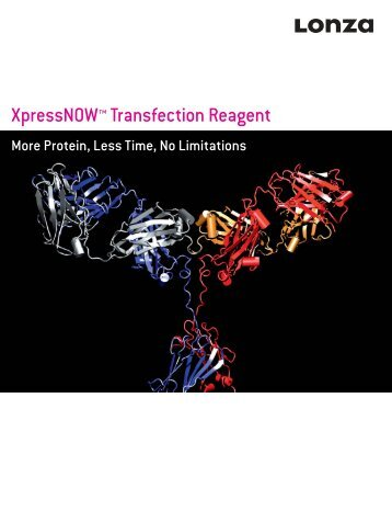 XpressNOW™ Transfection Reagent - Biocenter