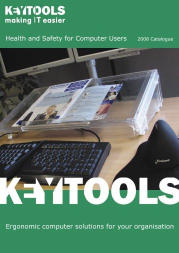 Ergonomic computer solutions for your organisation - Keytools ...