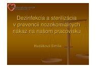 (Microsoft PowerPoint - Dezinfekcia a steriliz\341cia1)