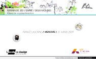 IX - L'École de design Nantes Atlantique