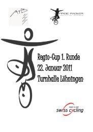 Regio-Cup 1. Runde 22. Januar 2011 Turnhalle Löhningen