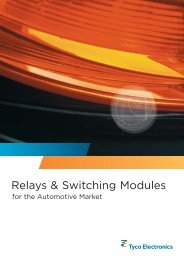 Relays & Switching Modules - Digikey