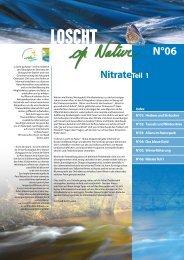 Nitrate - im Naturpark Obersauer