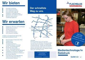 Siebdruck (PDF 3.7 MB) - FLACHGLAS Wernberg