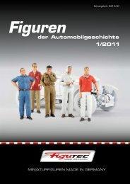 Figuren der Automobilgeschichte - mDiecast.com