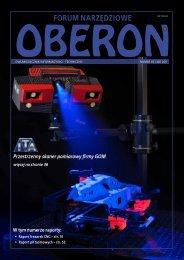 numer 03 (48) 2011 - Forum Narzędziowe Oberon