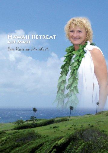 Reise zu dir selbst - Hawaiian spiritual healing academy