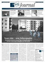 PDF HWB-Journal März 2003 - h e n n i g s d o r f . d e