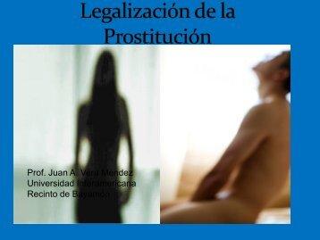 La prostitución - Universidad Interamericana de Puerto Rico