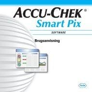 brugsanvisningen til Accu-Chek Smart Pix software