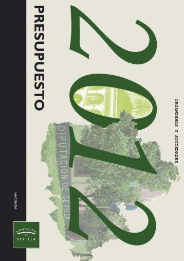OOAA y Sociedades_Ppto 2012 - Diputación de Sevilla