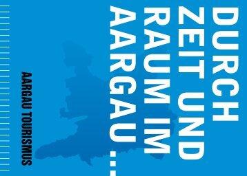 AARGAU TOURISMUS - Aarau Info