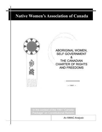 aboriginal self government essay Gordon christie aboriginal nationhood and the inherent right to self-government research paper for the national centre for first nations governance.