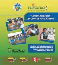 i. pamafro - Organismo Andino de Salud