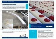 Product information barriers for level crossings - Europoles