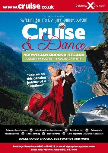 Cruise & Dance - Zig Zag Dance Factory